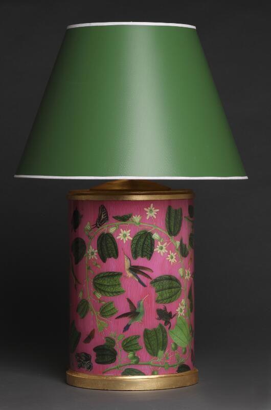 Nice Aesthetic Oiseau: Chinoiserie Lamps
