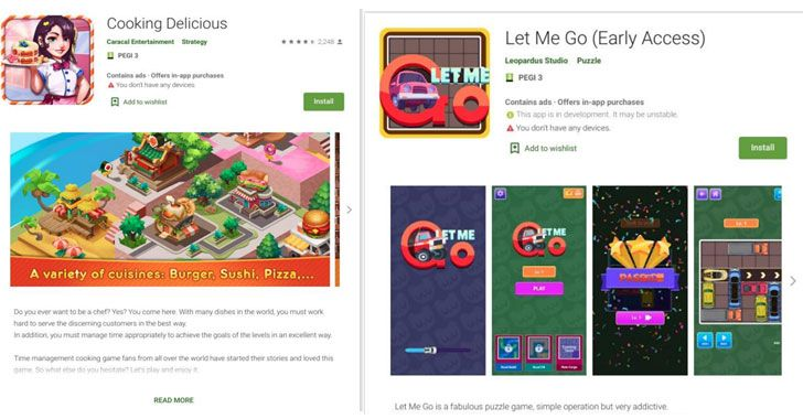 Dozens of Android Apps for Kids on Google Play Store