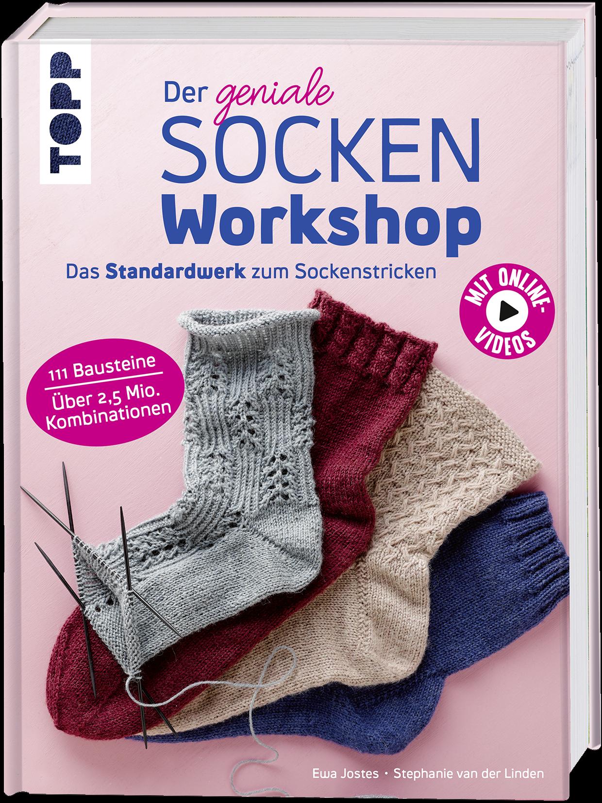 04.01.2019 – SWR Sendung Kaffee oder Tee: (dicke) Socken