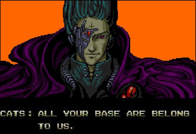 All Your Base Are Belong To Us Top 10 Memes Most Popular Memes