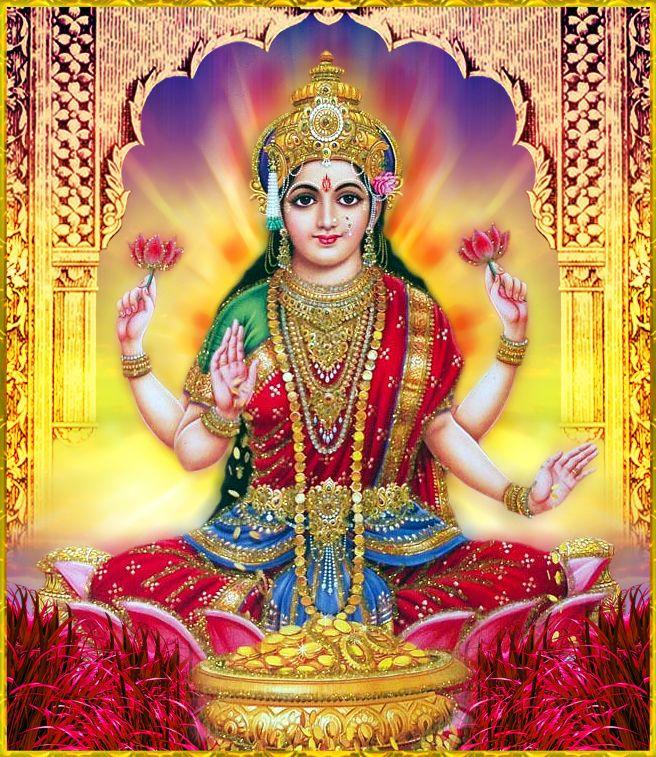 Lakshmi Images, Goddess