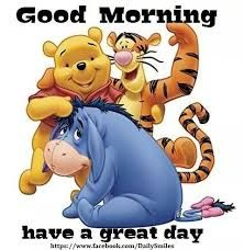 Image Result For Garfield Good Morning Wishes Winnie The Pooh Winnie The Pooh Friends Cute Winnie The Pooh