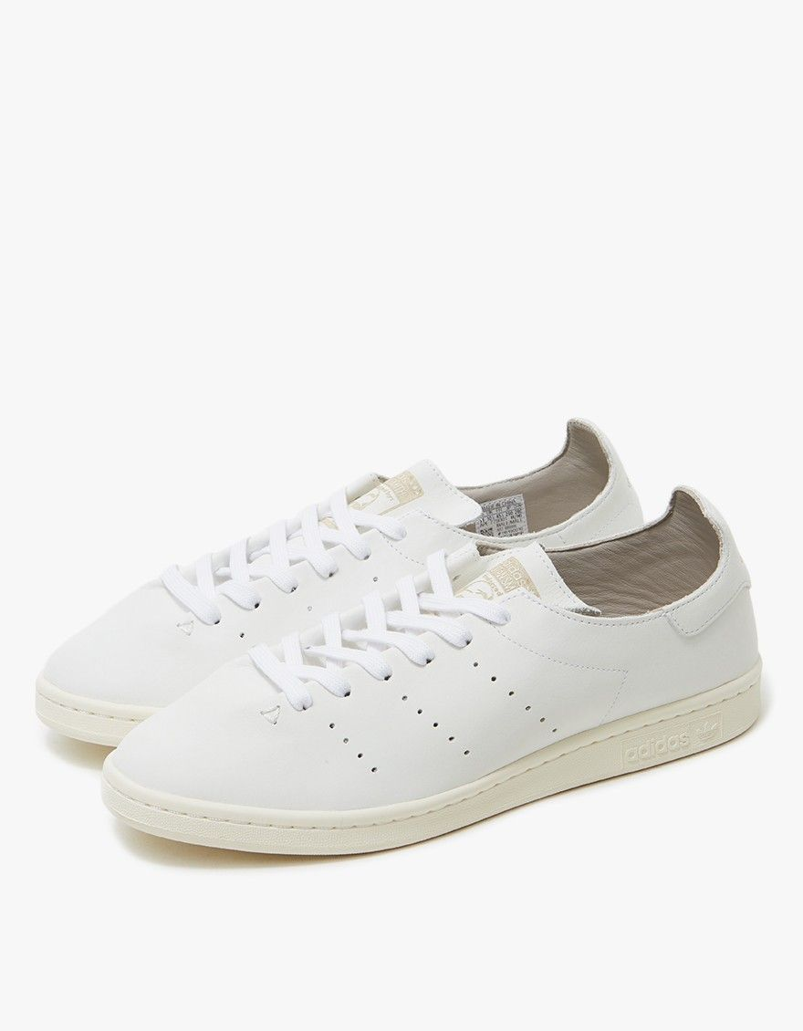various colors e055d 9247f Stan Smith Lea Sock in White | Wear | Adidas stan smith ...
