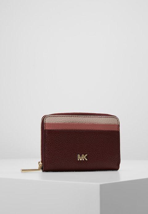 18ca1ea6736e7 MICHAEL Michael Kors MONEY PIECES COIN CARD CASE - Wallet - rose multi -  Zalando.
