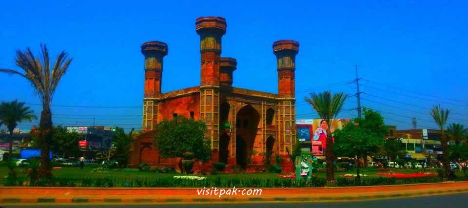 Chauburji Lahore Pakistan Beautiful Pakistan Pinterest Lahore Pakistan Pakistan And