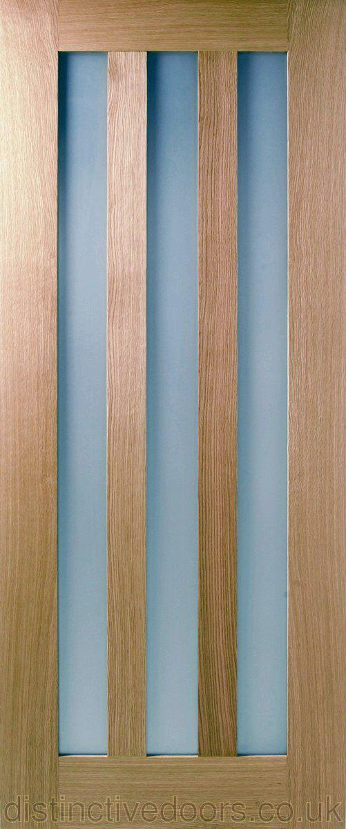 The Utah 3 Light Satin Glazed Interior Door. & Utah 3 light satin glazed internal oak door   Ideas for the House ... pezcame.com