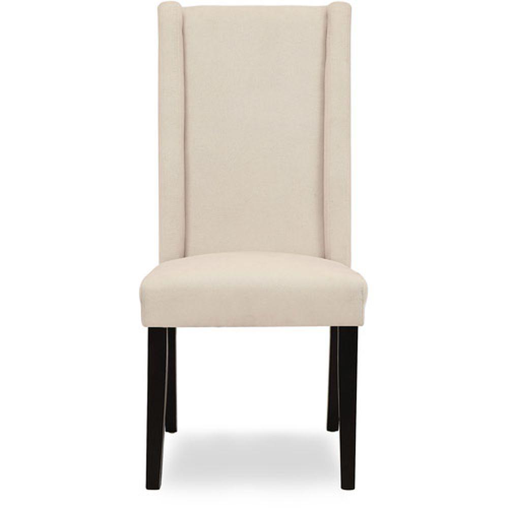 Wondrous Dining Chair Tall Wingback Modern Upholstered Home Furniture Short Links Chair Design For Home Short Linksinfo
