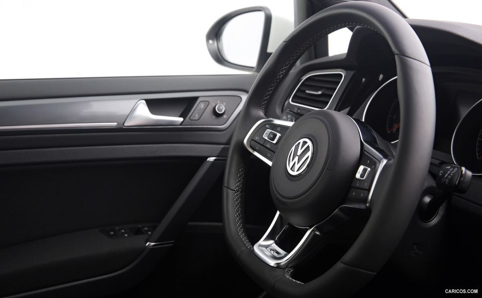Vw Golf 7 R Line Hd Wallpaper Volkswagen Golf R