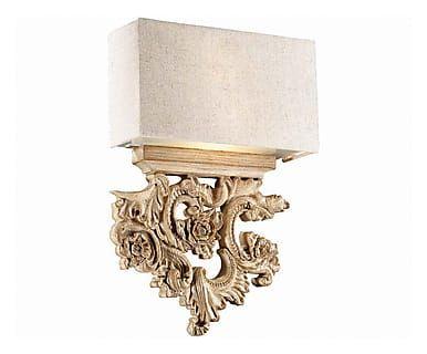 Applique soggiorno ~ Applique in resina e pvc alazne legno ispirazione soggiorno