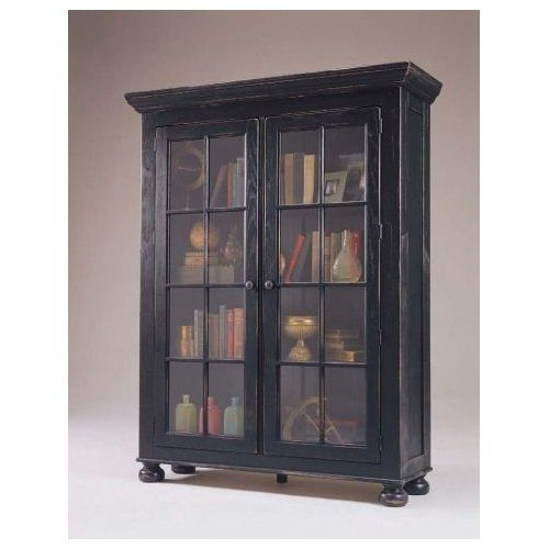 Library Cabinet | Attic Heirlooms Library Cabinet By Broyhill Furniture