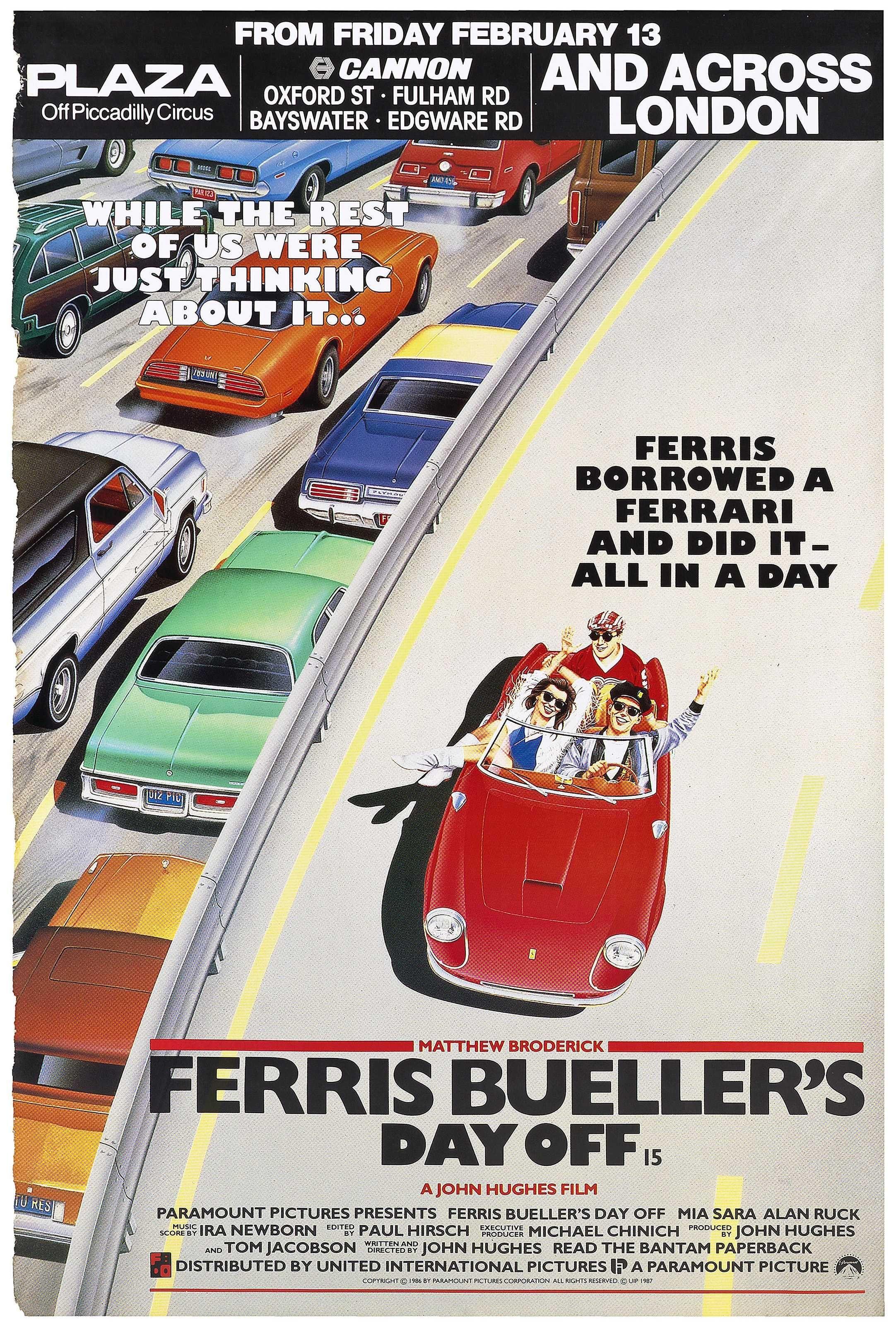 Ferris Bueller S Day Off 1986 2164 X 3200 Hd Wallpaper From