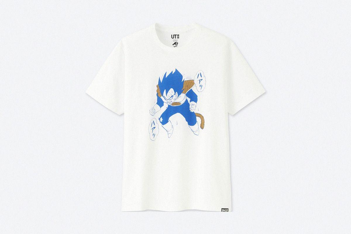 uniqlo ut weekly shonen jump drop the ultimate anime t shirt capsule uniqlo shirts weekly shonen
