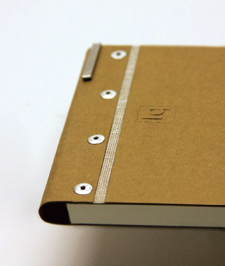 Creative Binding With Screws - Google Search