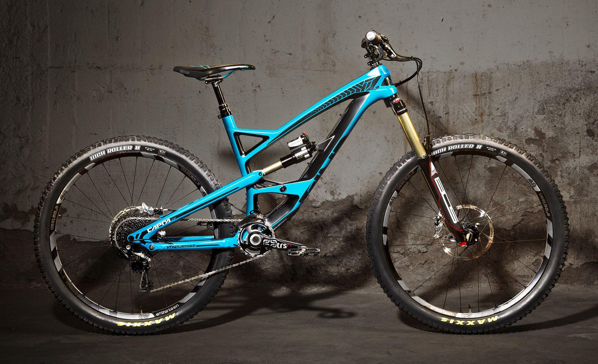 Http Www Yt Industries Com En Products Bikes Enduro 225 Capra Cf