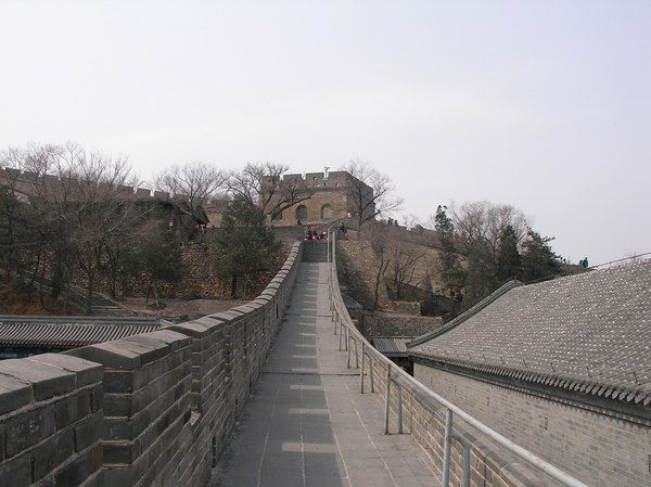 Perspective photography of #Chinese Wall