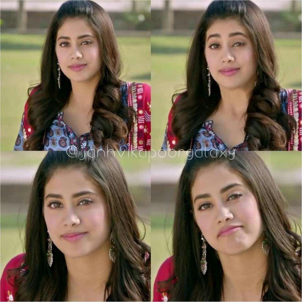 Jhanvi Kapoor Facial Expressions From Dhadak Movie Tv N Bollywood