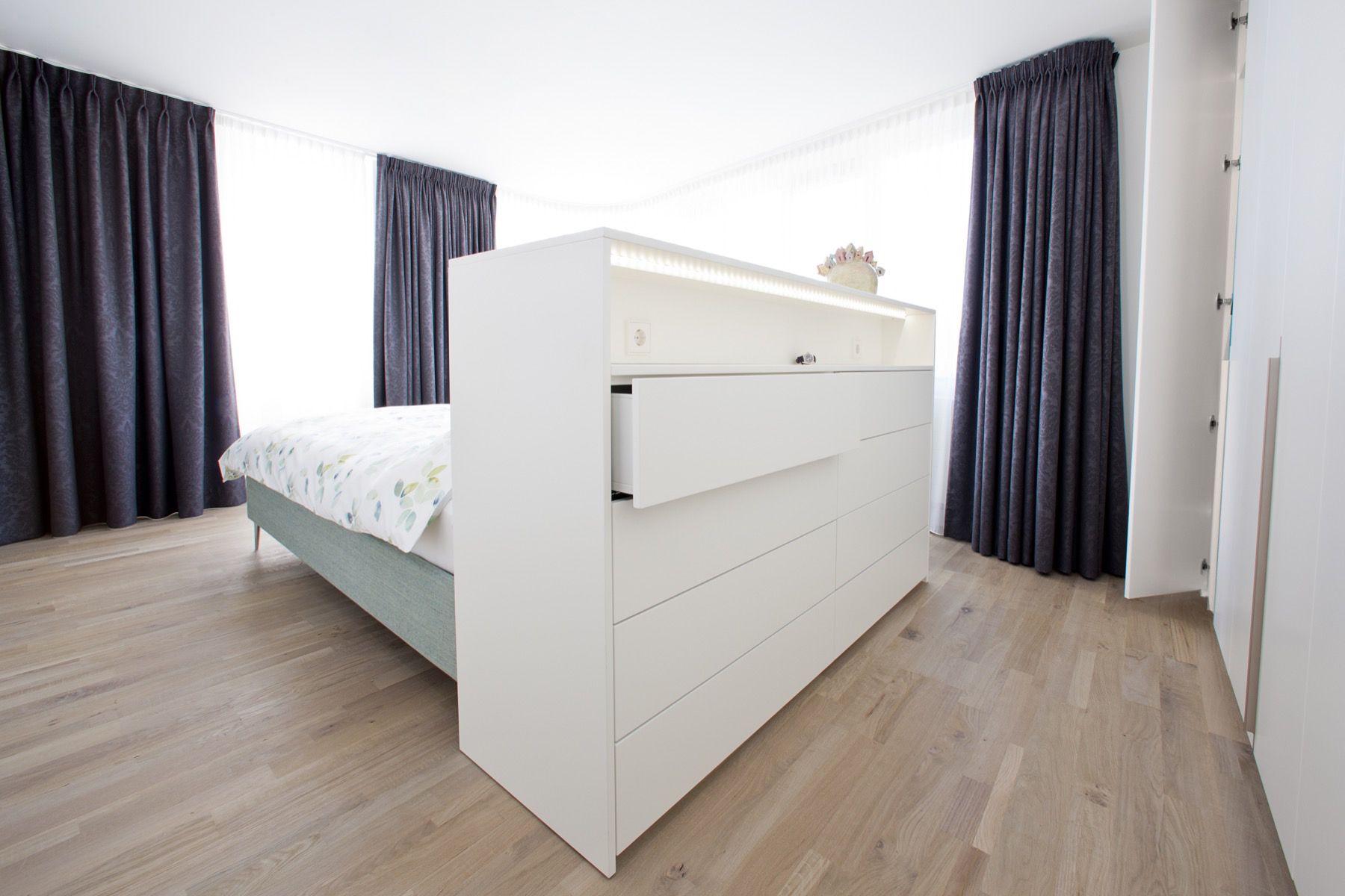 Ontwerp van functionele en stijlvolle slaapkamer indeling