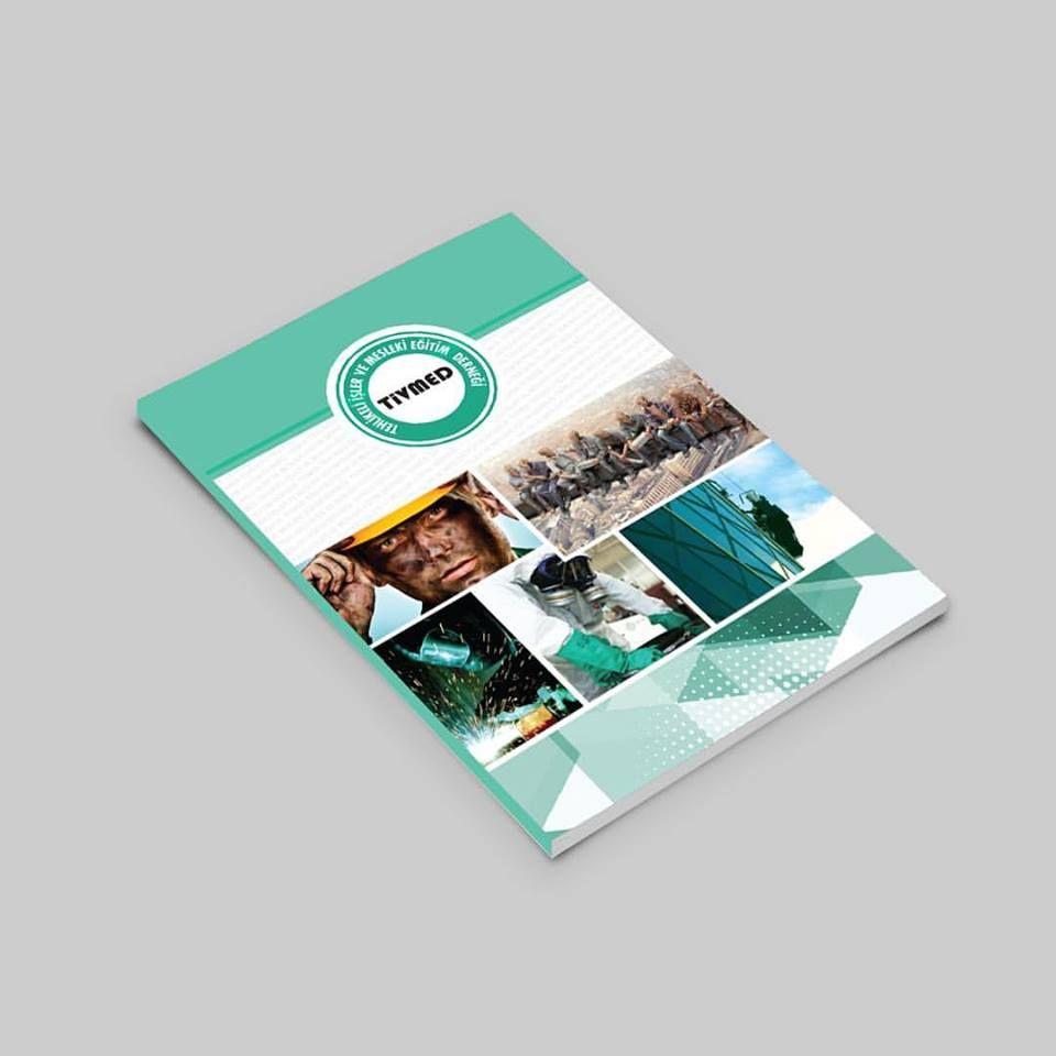 Designer Catalog: Tivmed Catalog Cover Design