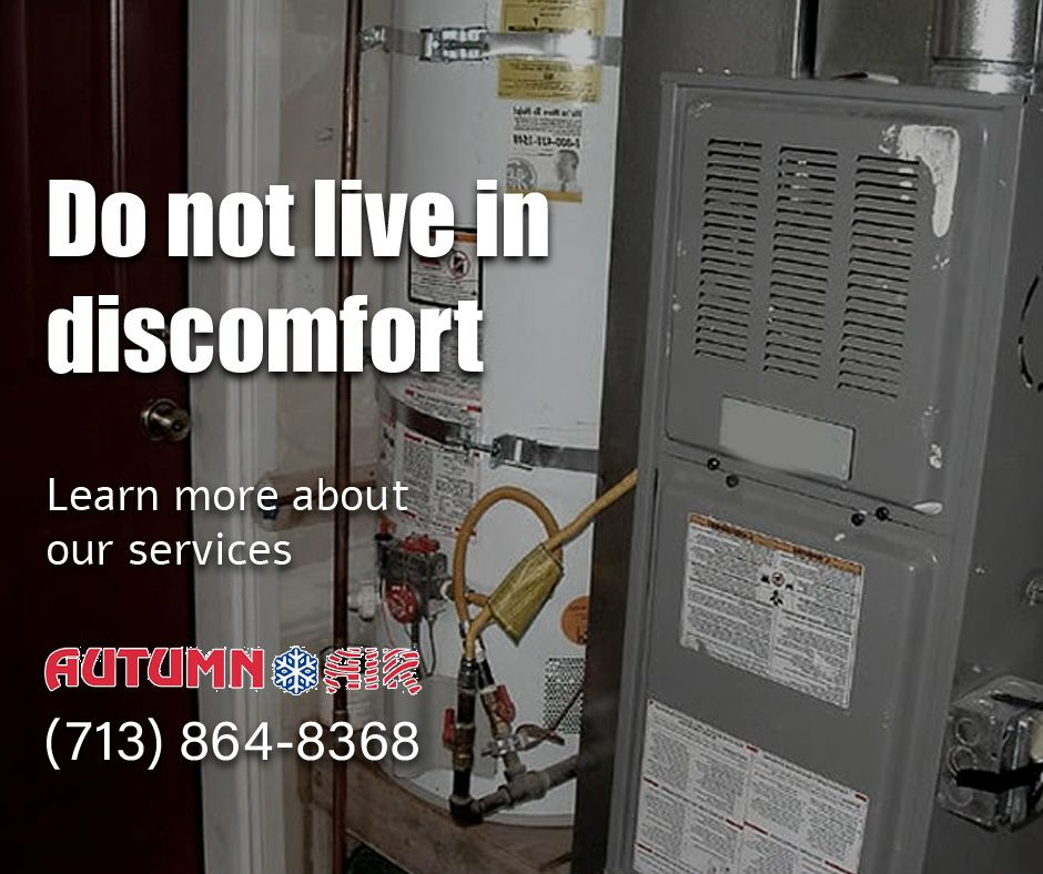 Affordable heating repairs in willowbrook houston autumn