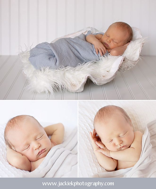 Muslin blanket used to wrap newborn photo love hand placement
