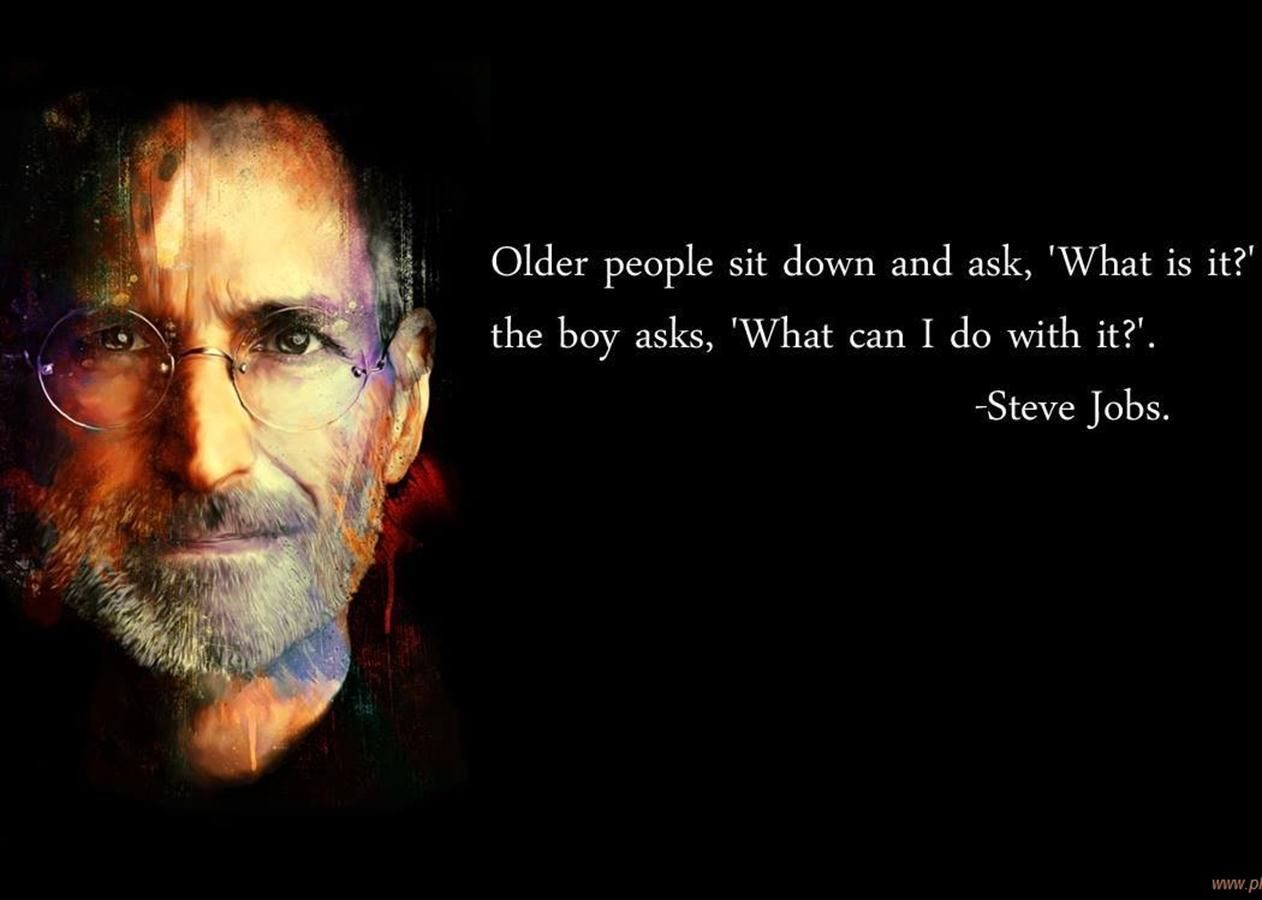 Steve Jobs Famous Quotes By Famous People About Life