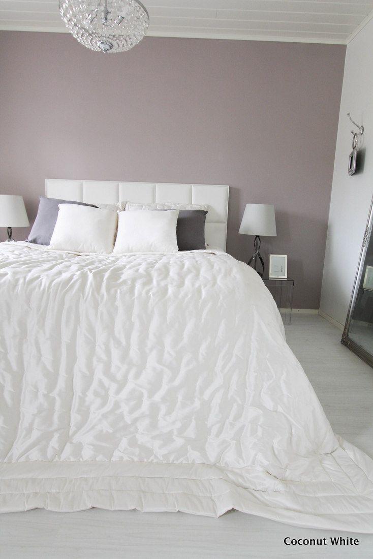 Coconut White: Katsaus Habitatin kokoelmaan ja upea muutos makuuhuoneessa
