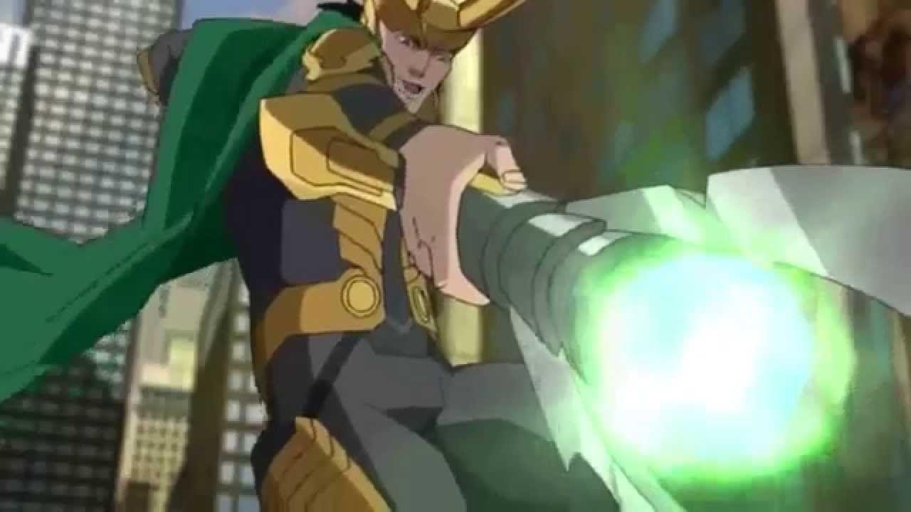 ultimate spider man web warriors season 1 episode 2