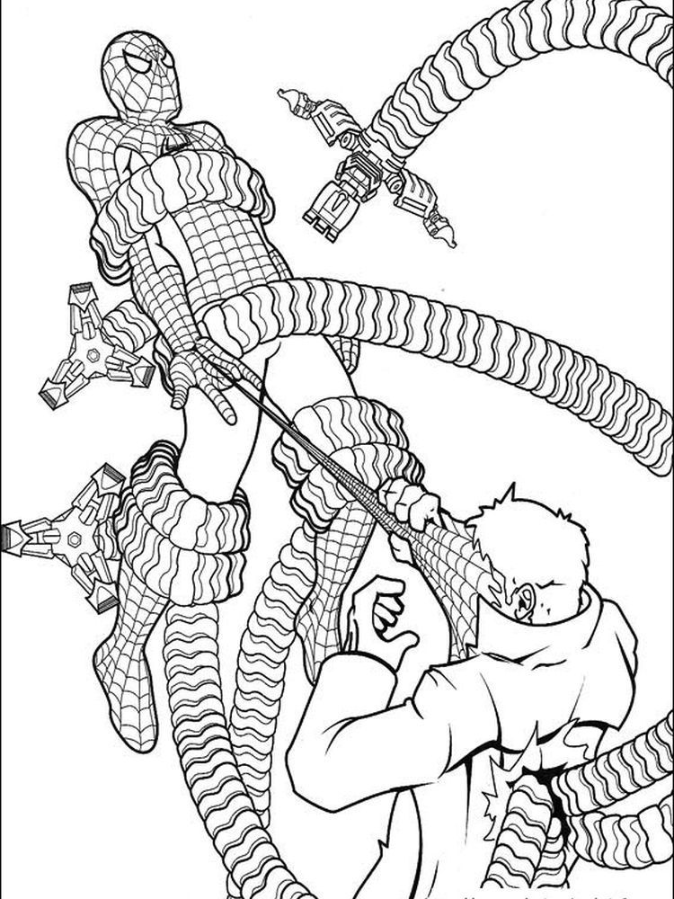 spiderman and hulk coloring pages. Following this is our ...