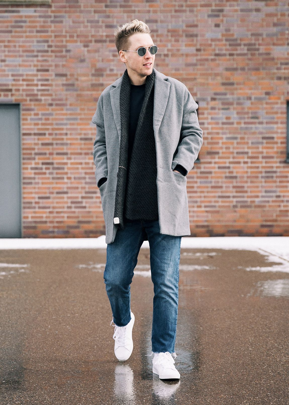 casual menswear outfitbritish mens fashion and street style