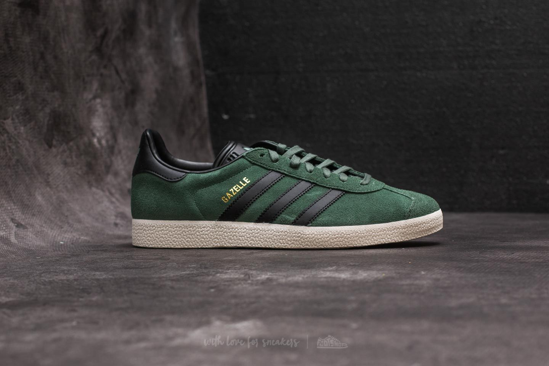 ignorancia vistazo aficionado  adidas Gazelle Trace Green/ Core Black/ Gold Metalic (With images)   Adidas  gazelle, Adidas, Adidas gazelle sneaker