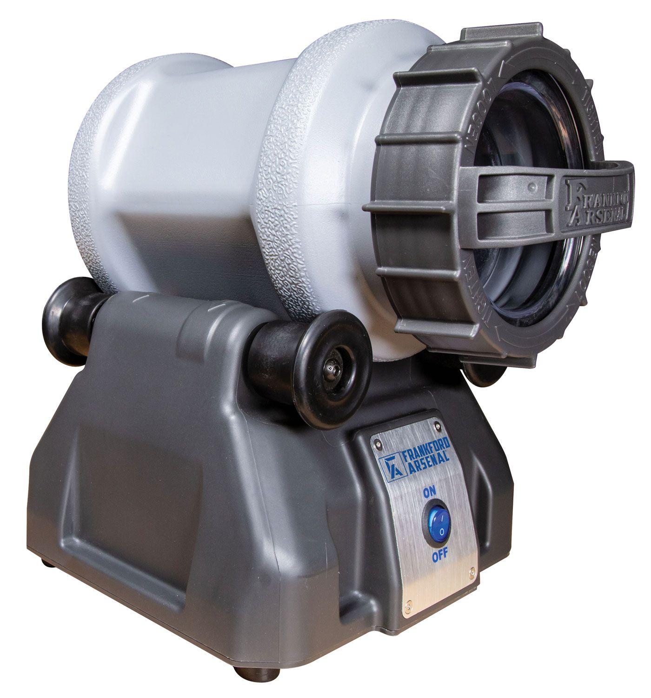 Frankford arsenal platinum 7 l rotary tumbler 110 v
