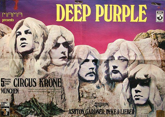 Deep Purple Posters Google Search Portadas De Albumes De Rock Cartel De Concierto Grupos De Rock