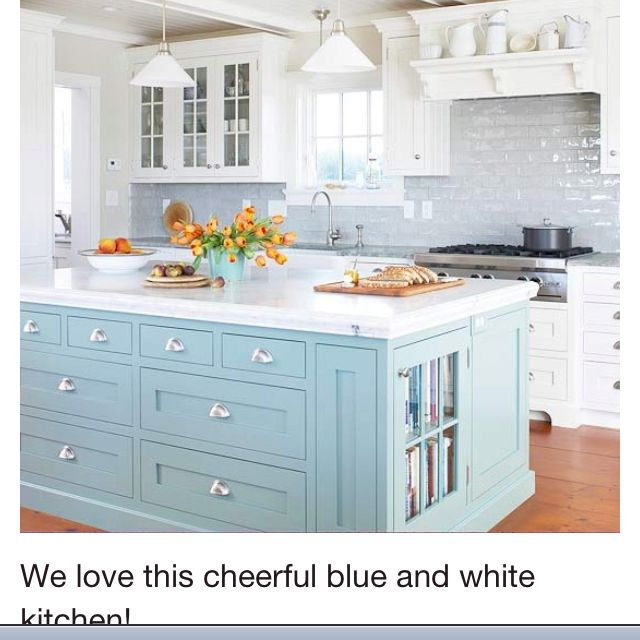 What Color Is Your Kitchen Get Inspired With These Combos From Better Homes And Gardens