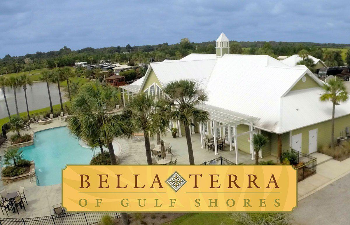 Bella Terra of Gulf Shores is the Emerald Coast's premiere