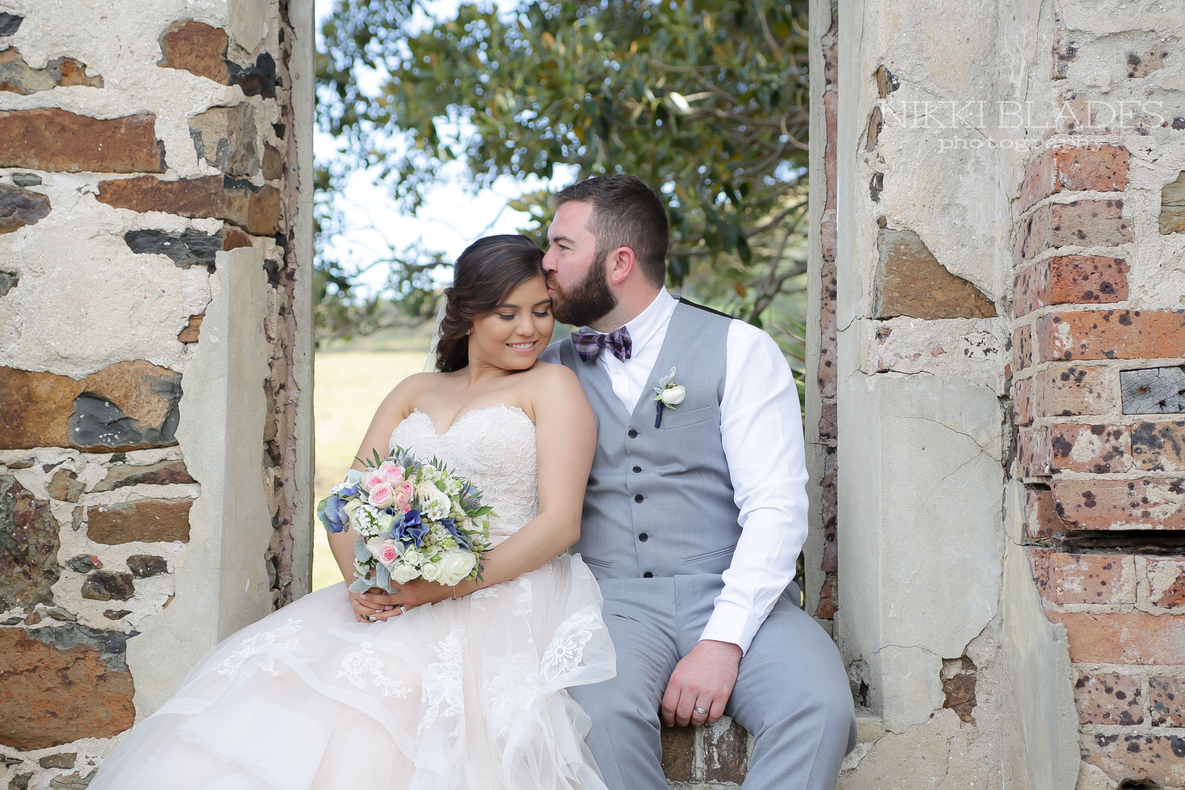 Gladstone Wedding Photographer Nikki Blades Photography
