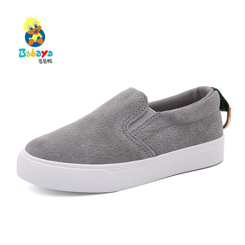 Children Shoes girls boys low cut sneakers 2017 spring kids brand leather shoes  autumn boy casual 7a0fd5f25d90