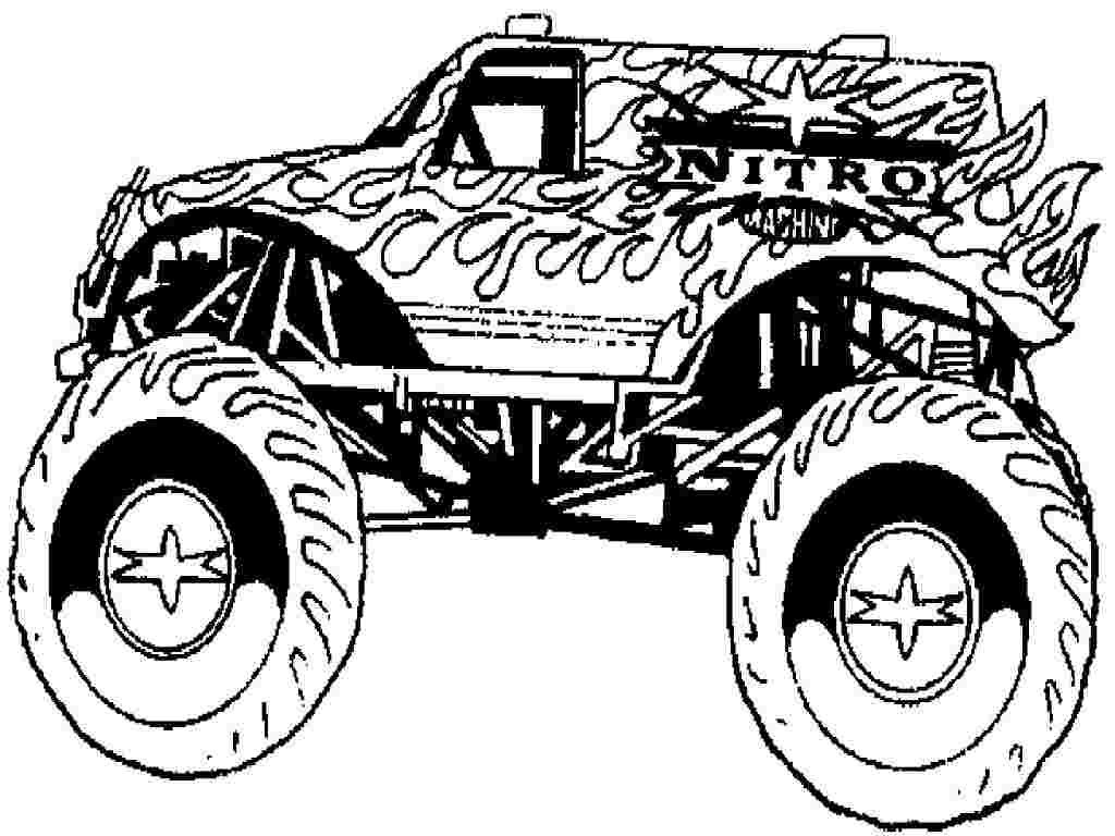 Monster Truck Coloring Pages Pdf Grave Digger Happy Birthday Baloon Diversity Of Mermaid Print For Kids Sea Adults Lady Yugioh Dragon Page Thanksgiving Old Car Di 2020