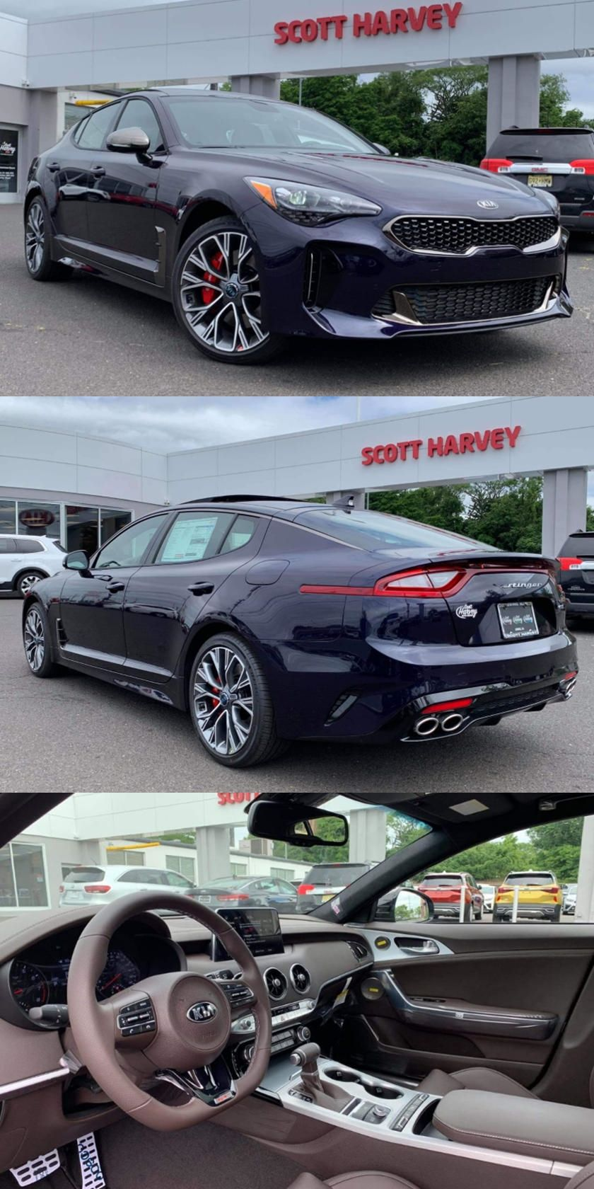 The Kia Stinger Gt Is Already Becoming A Used Bargain Autotrader