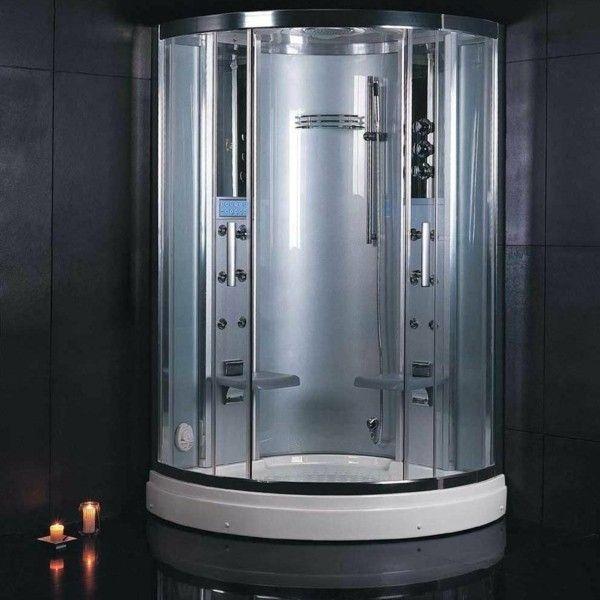 Fesselnd Eine Moderne Dampfdusche Hilft Ihnen Eine Echte Wohlfühl Oase Im Eigenen Bad  Zu Gestalten. Wellness Erlebnis Mit Luxus Beigeschmack Und .