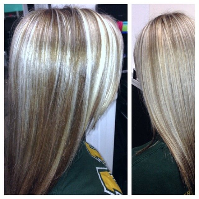 White Blonde With Light Brown Low Lights Repin Amp Follow My Pins For A Followback White Blonde