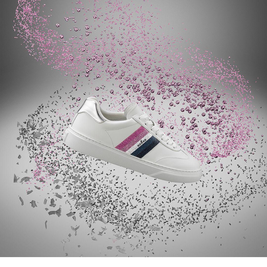 info for d8e88 4ec38 Sweet style HOGAN AW1819 Womens H365 sneakers Shop HoganSneakers on  HOGAN