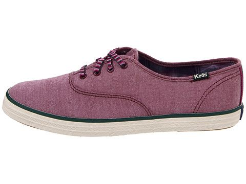 Keds Champion Chambray // sucker for some keds now