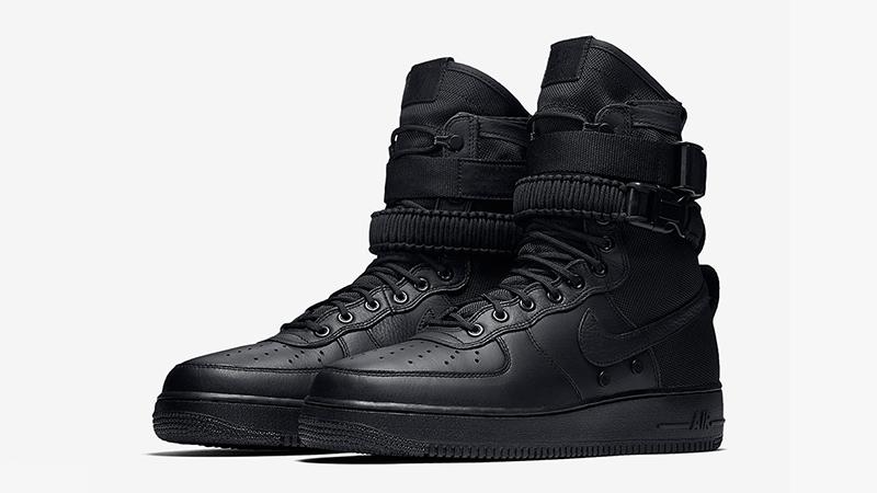 Nike SF Air Force 1 Black Friday  b0360d189