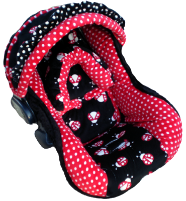 Pin By Brionna Beam On Ladybugs Baby Girl Car Seats Baby Girl Car Baby Car Seats