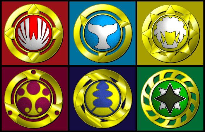 Ninpuu Sentai Hurricaneger Medals Tokusatsu Pinterest Kamen