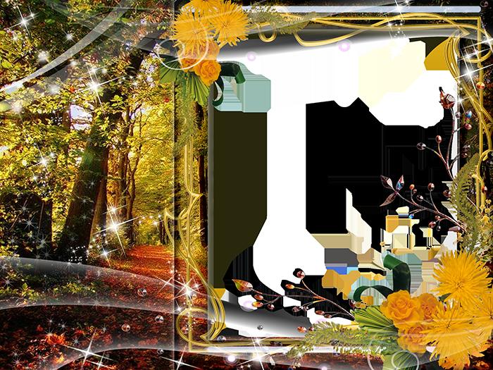Надписями тобой, шаблон открыток с днем рождения осенью