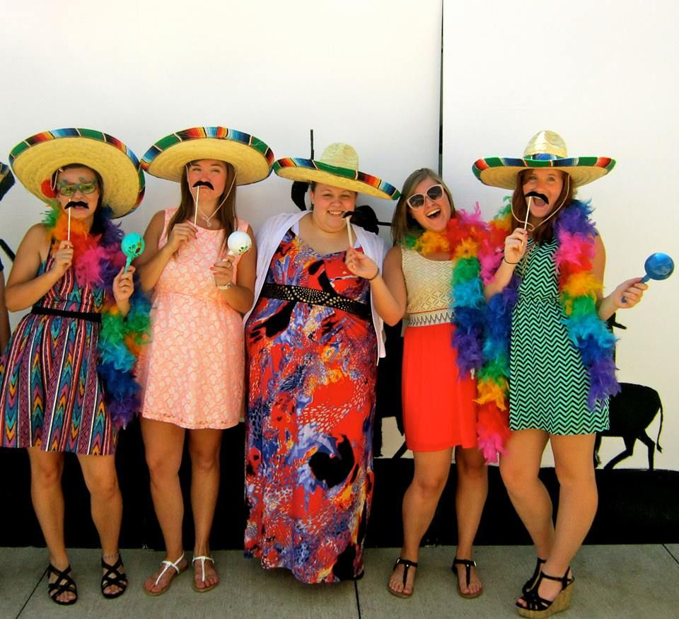 what to wear for mexican themed party