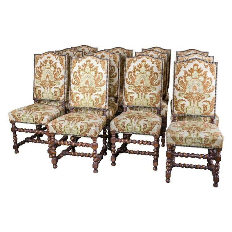Peachy Lolo French Antiques Antique French Louis Xiii Style Barley Pabps2019 Chair Design Images Pabps2019Com
