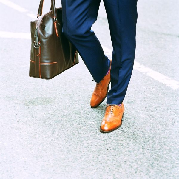 Let your shoes determine your outfit