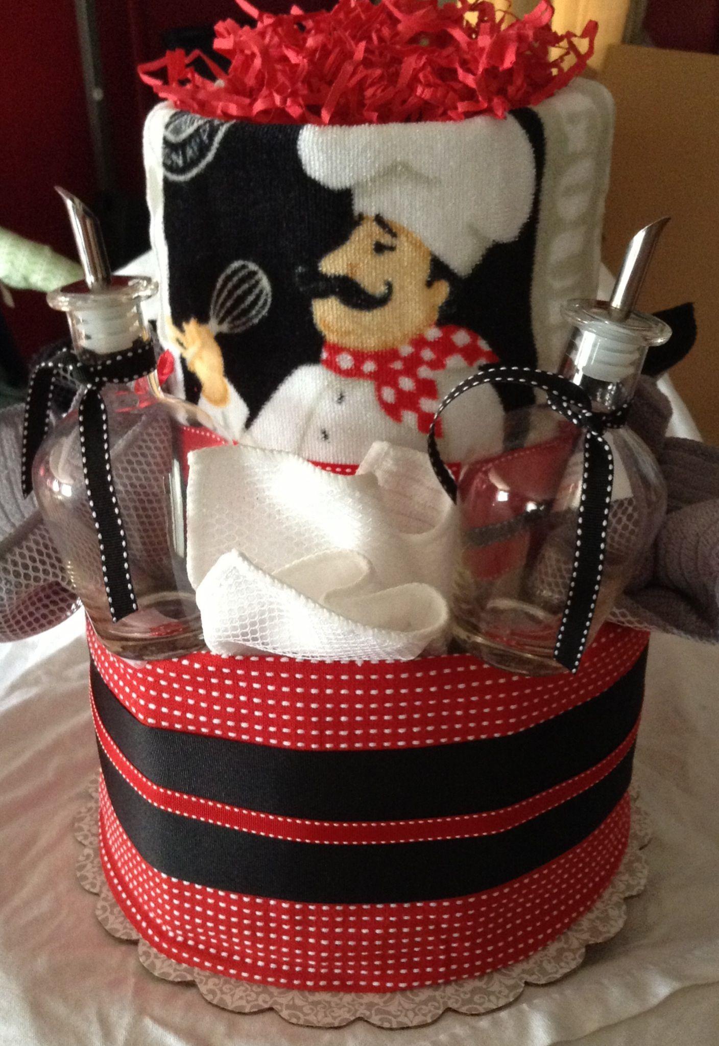 Kitchen Towel Cake Https Www Facebook Com